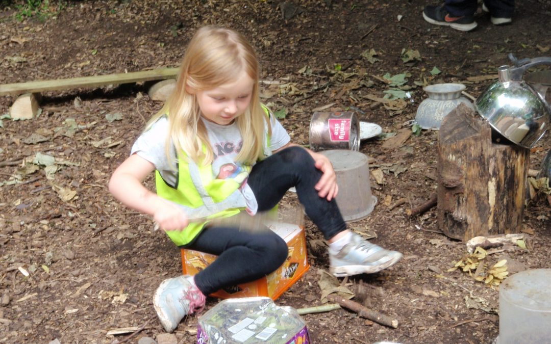 Forest School 4 July 2017