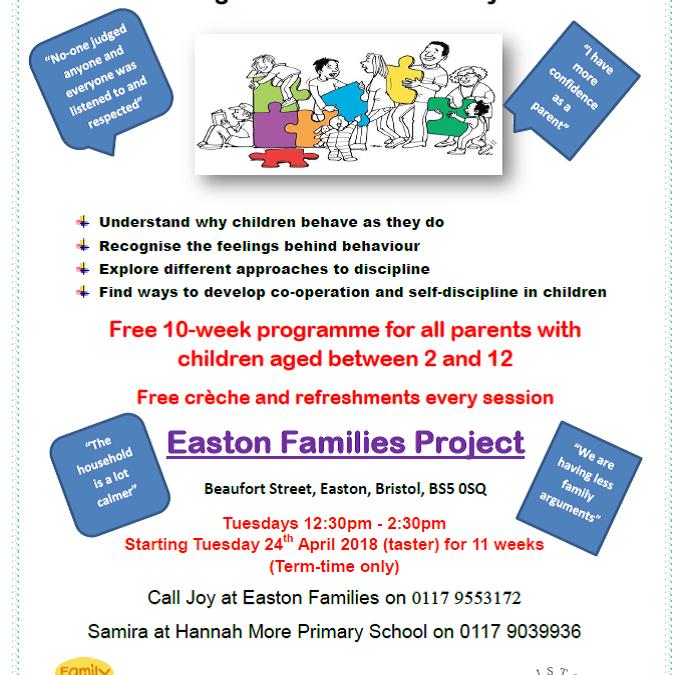 Nurturing programme