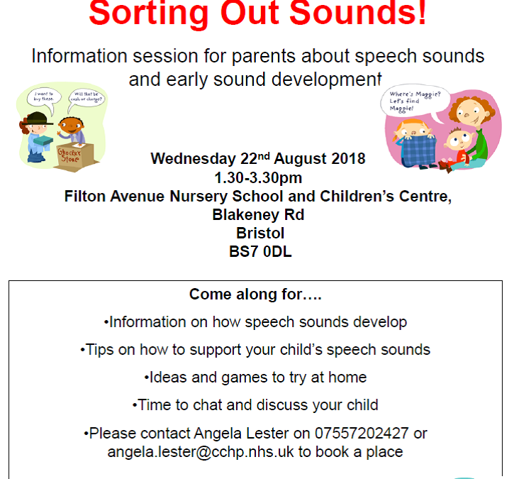 Sorting out sounds course