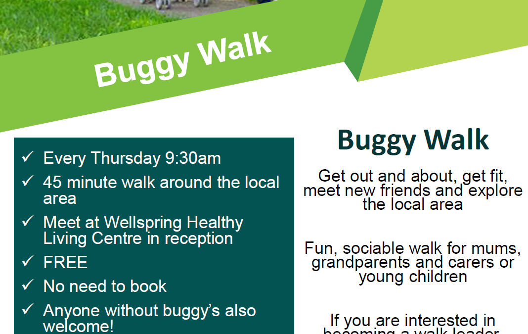 Buggy Walk
