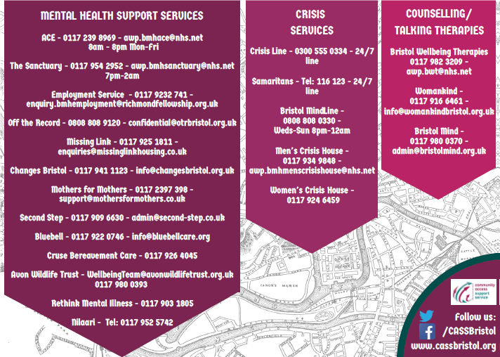 Community Access Support Service
