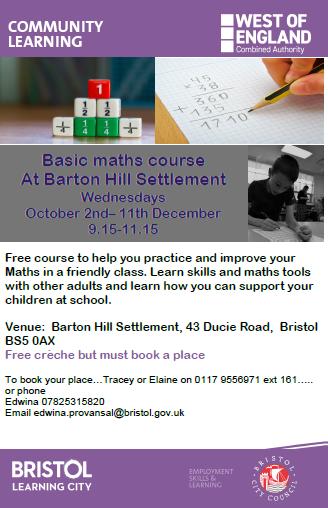 Basic maths course
