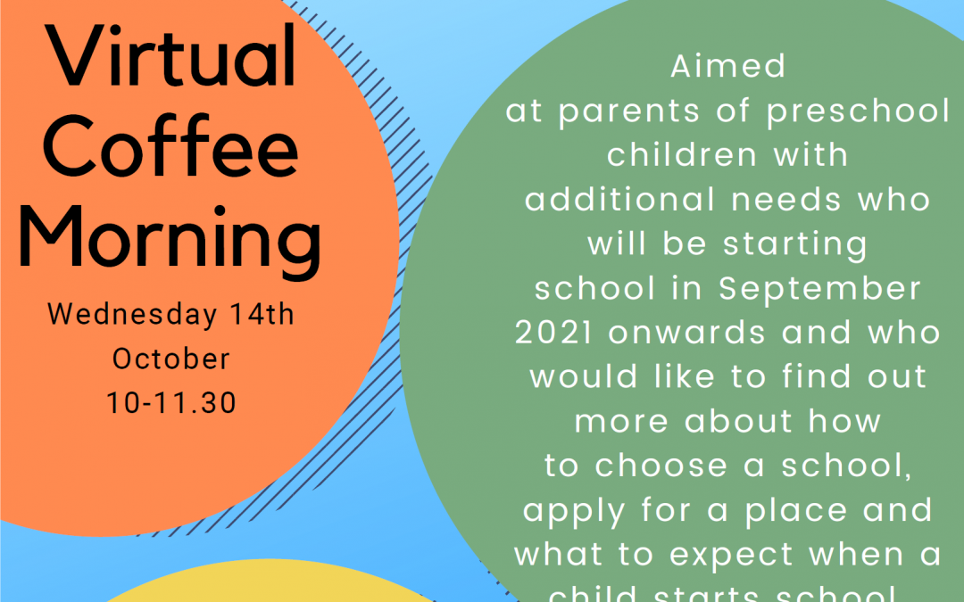 Help for parents of children with additional needs who are moving on to school